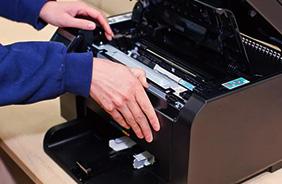 Ремонт лазерных принтеров Canon в москве