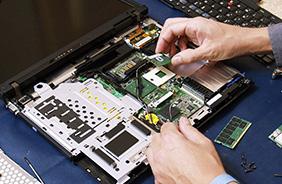 Ремонт матрицы ноутбука Toshiba качественно