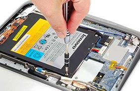 Ремонт гнезда наушников планшета Dell качественно