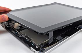 Ремонт дисплея планшета Apple цена