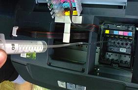 Ремонт струйных принтеров в москве