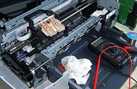 Ремонт лазерных принтеров Canon цена в Москве