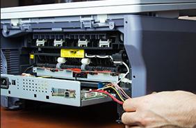 Ремонт принтеров HP в москве