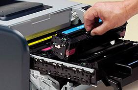 Ремонт принтеров HP качественно
